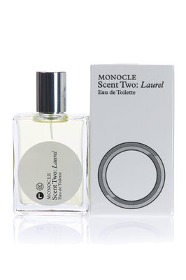 MONOCLE Scent Two LAUREL - Eau de Toilette - 50 ml natural spray  - 102
