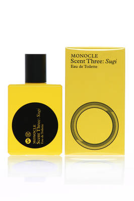 MONOCLE Scent Three SUGI - Eau de Toilette 50 ml  - 102