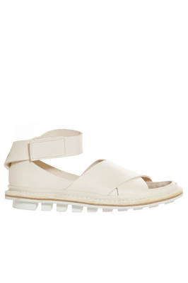 LAGOS sandal in soft matt cowhide leather  - 51