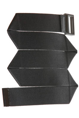 132 5. Issey Miyake – zig zag belt with origami algorithmic development in recycled polyester strap  - 47