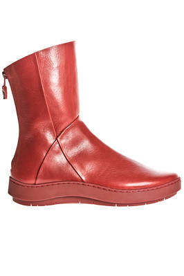 WIN 'rain' boots in shiny cowhide leather and 'sneaker' sole  - 51