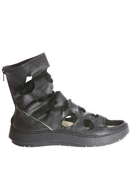 TASK ankle boot in very soft washed and doubled cowhide leather  - 51